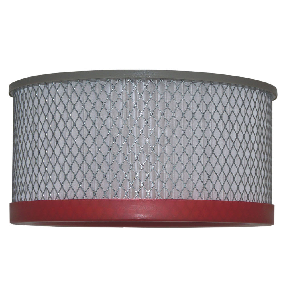 Bissell HEPACART-09 Replacement Hepa Motor Filter for BGCOMP9H, Red