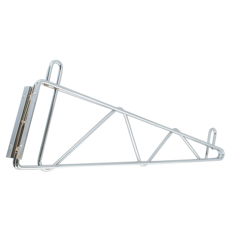 "StoreIt 11114 14"" Wire Wall Mounted Shelving Brackets"
