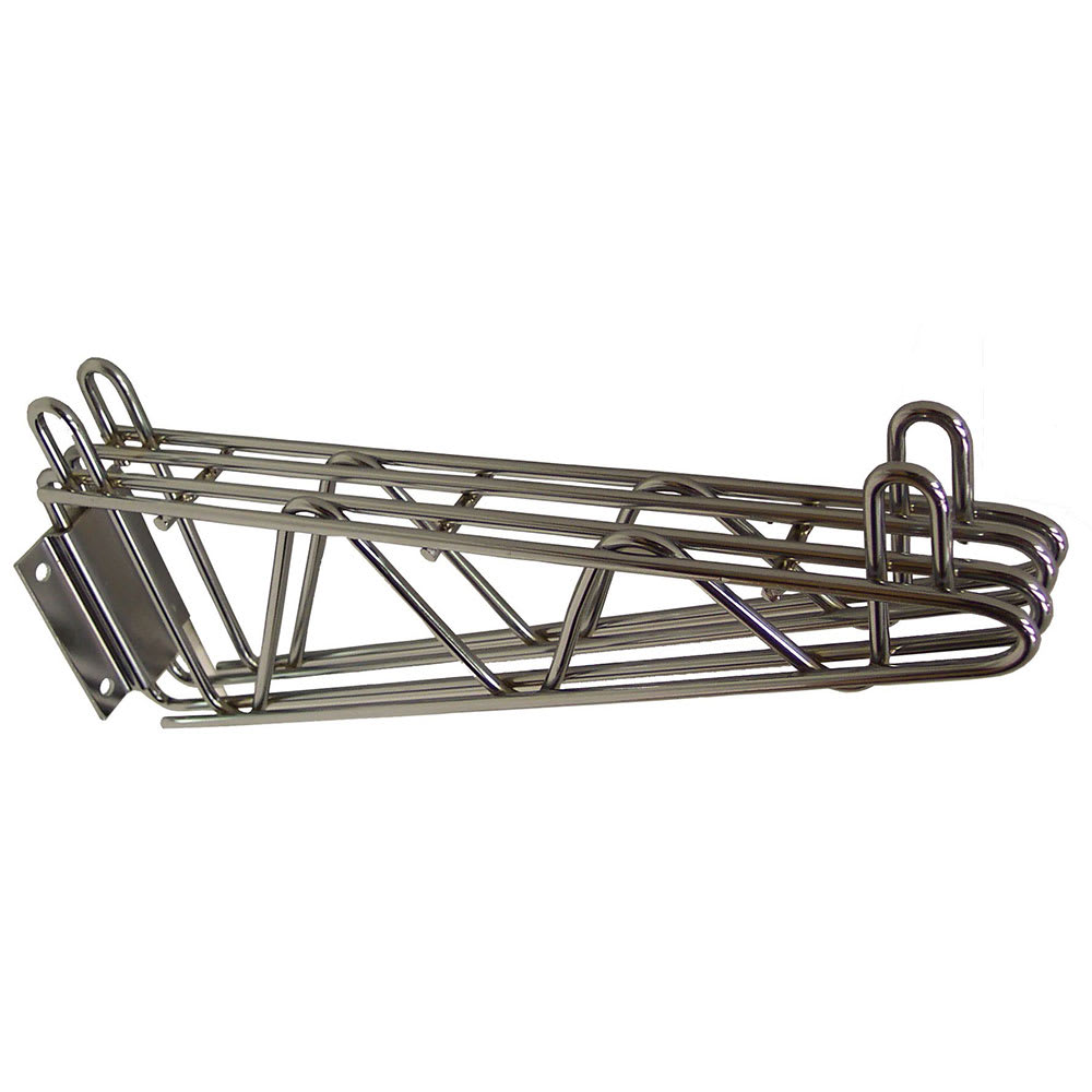 "StoreIt 11119 18"" Wire Wall Mounted Shelving Brackets"