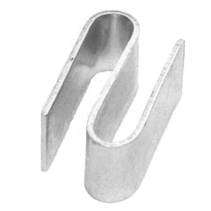 StoreIt 11299 Chrome S-Hook for Shelving