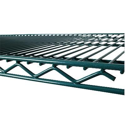 """StoreIt 22172 Epoxy Coated Wire Shelf - 72""""W x 21""""D"""