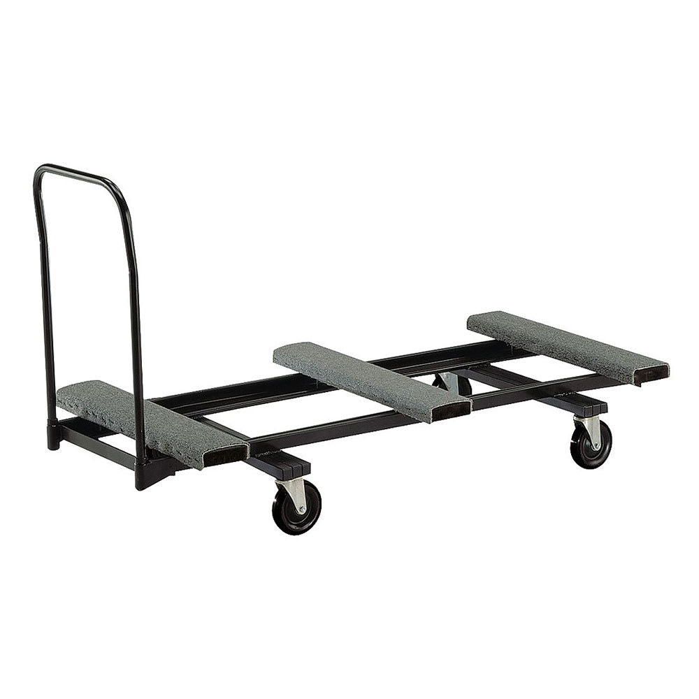 "Midwest Folding Products HTC72 Table Truck w/ (12) 36"" x 72"" Table Capacity, Steel"