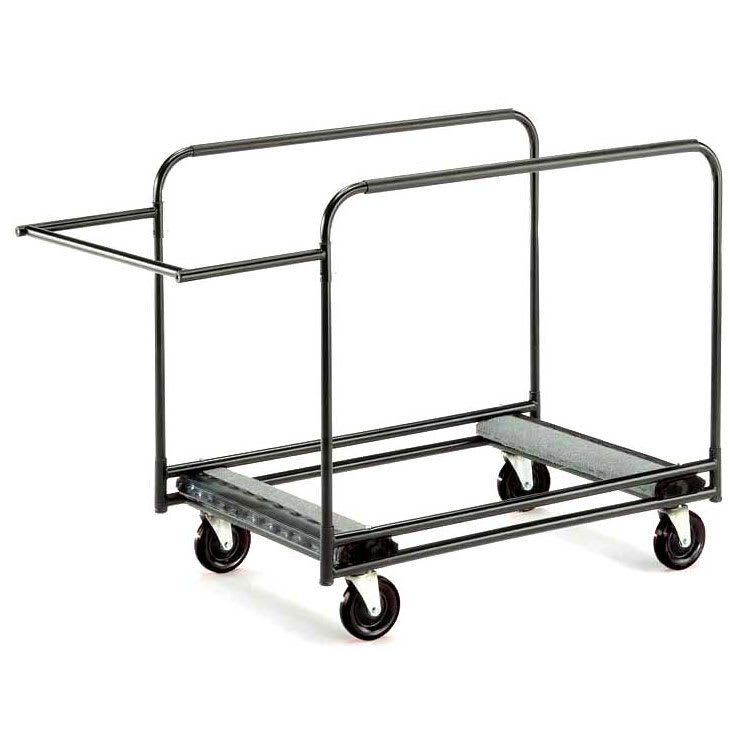 Midwest Folding Products HTEC Table Truck w/ (8) Rectangular or Serpentine Table Capacity, Steel