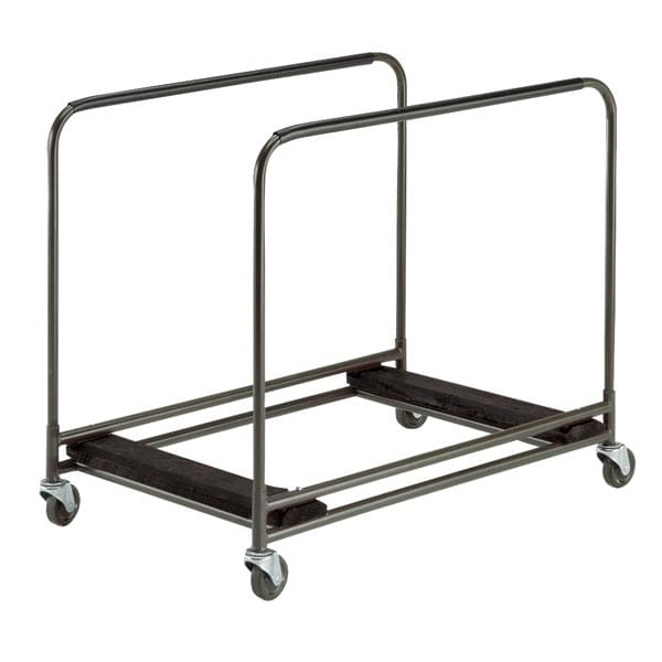 "Midwest Folding Products RTC Table Truck w/ (8) 48"" to 60"" Round Table Capacity, Steel"
