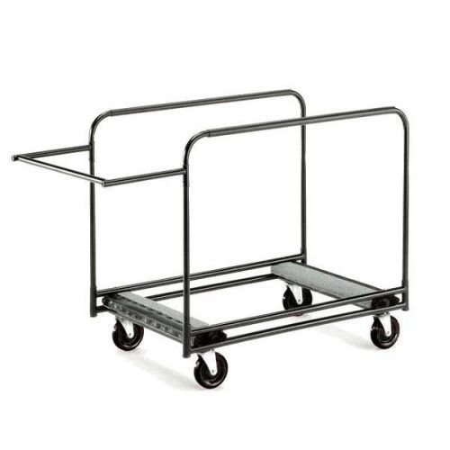 "Midwest Folding Products RTCHB Table Truck w/ (8) 60"" to 72"" Round Table Capacity, Steel"