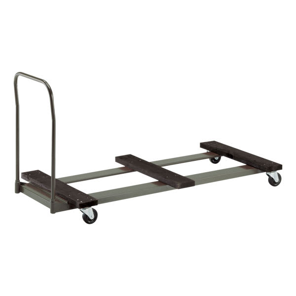 "Midwest Folding Products TC72 Table Truck w/ (12) 36"" x 72"" Table Capacity, Steel"
