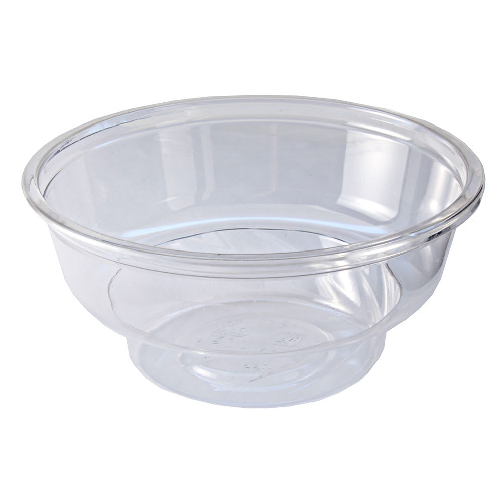 Fabri-Kal DE5 5 oz Indulge™ Dessert Container - Plastic, Clear