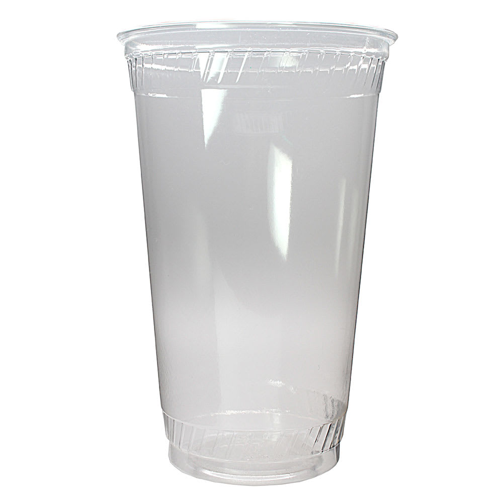 Fabri-Kal GC24 24-oz Greenware® Cold Drink Cup - Plastic, Clear