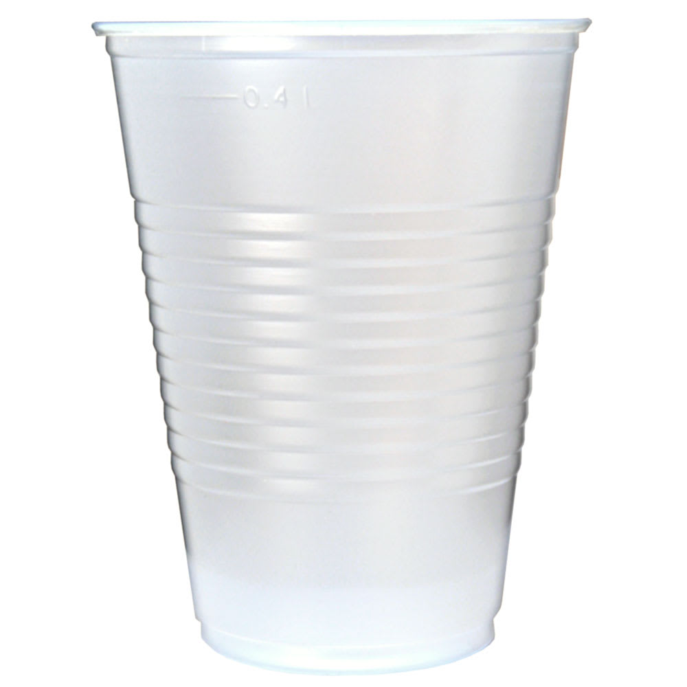 Fabri-Kal RK16 16 oz RK Drink Cup - Plastic, Clear