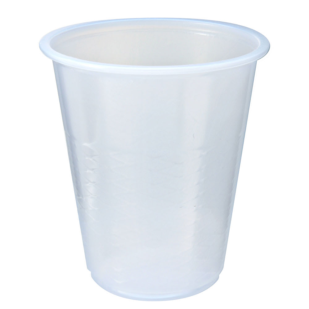 Fabri-Kal RK3 3 oz RK Drink Cup - Plastic, Clear