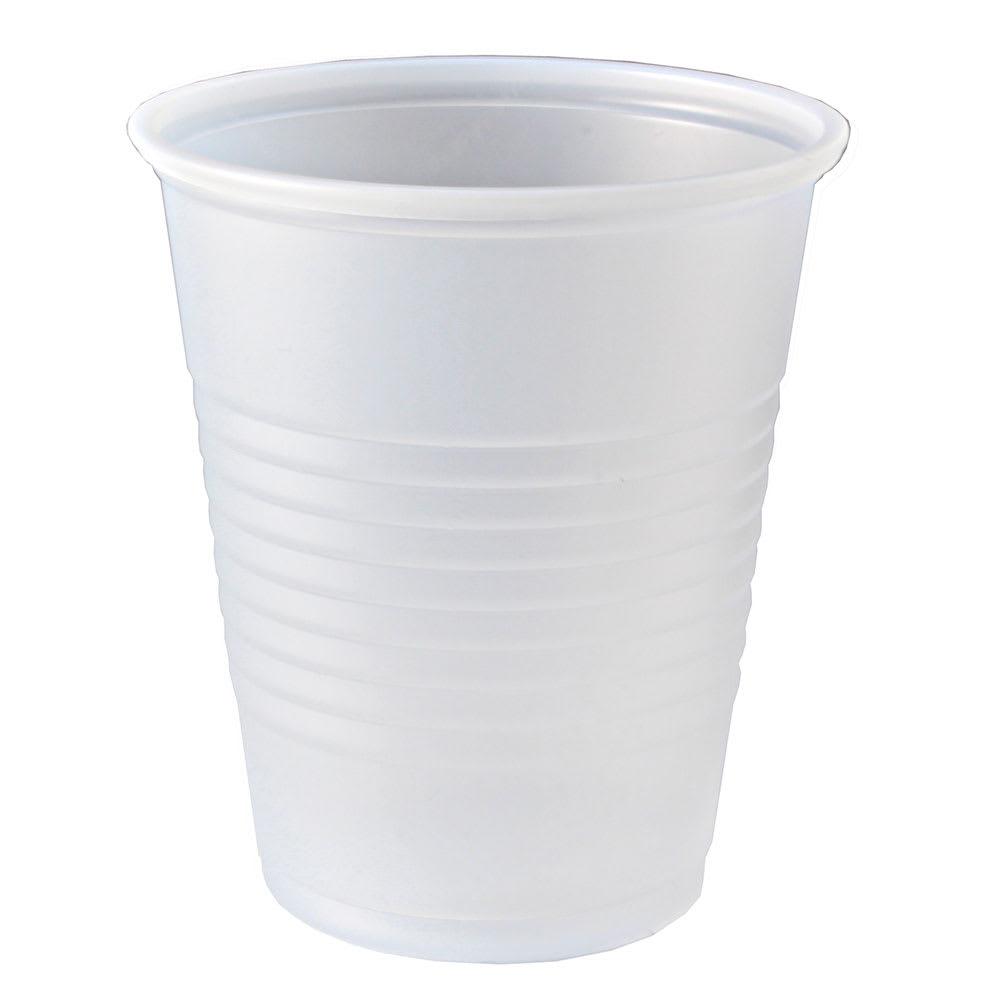 Small Plastic Turbocharger: Fabri-Kal RK5 5 Oz RK Drink Cup