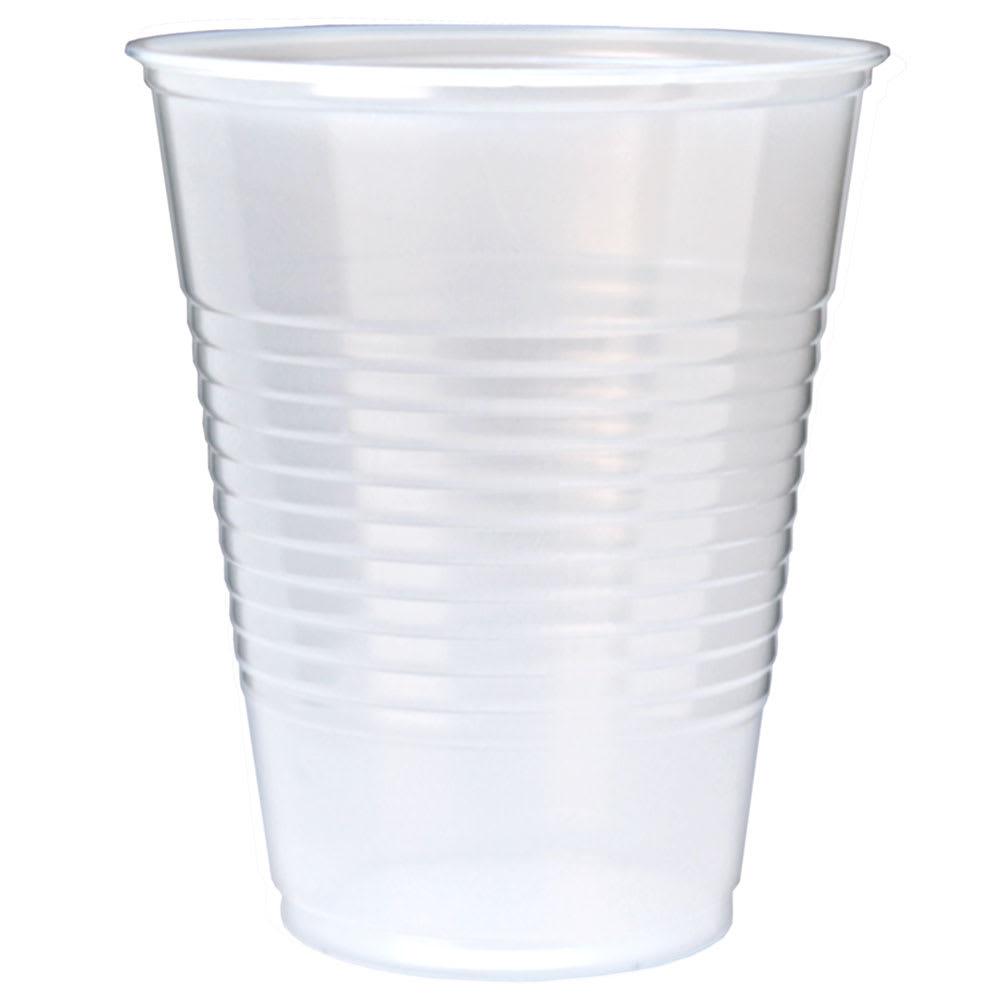 Fabri-Kal RK9 9 oz RK Drink Cup - Plastic, Clear