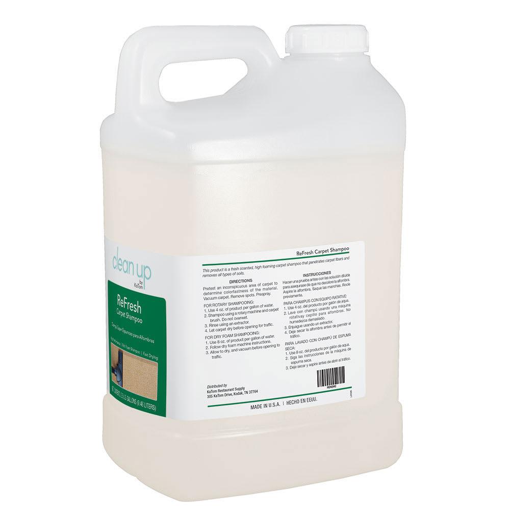 Clean Up REFRESH2 2.5 gal ReFresh Carpet Shampoo, Clean Scent