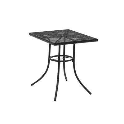 "Wabash Valley SU2W38P TB 42"" Square Table w/ Powder Coat, Mesh"