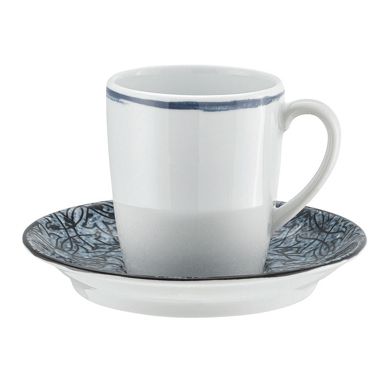 """Schonwald 9016919-63077 5.5"""" Shabby Chic Saucer - Porcelain, Stone"""