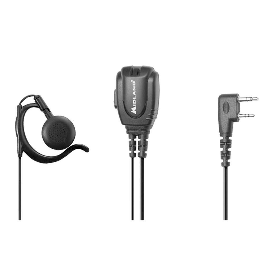 Midland Radio BA2 BizTalk™ BA2 Over-the-Ear Headset for Radios