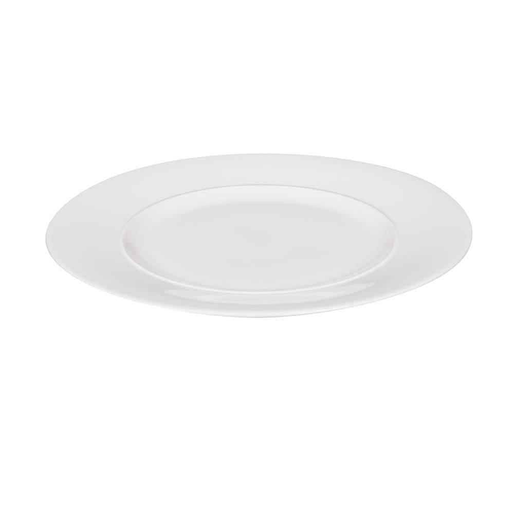 "Churchill APRAF1151 11"" Round Alchemy® Ambience Plate - China, White"