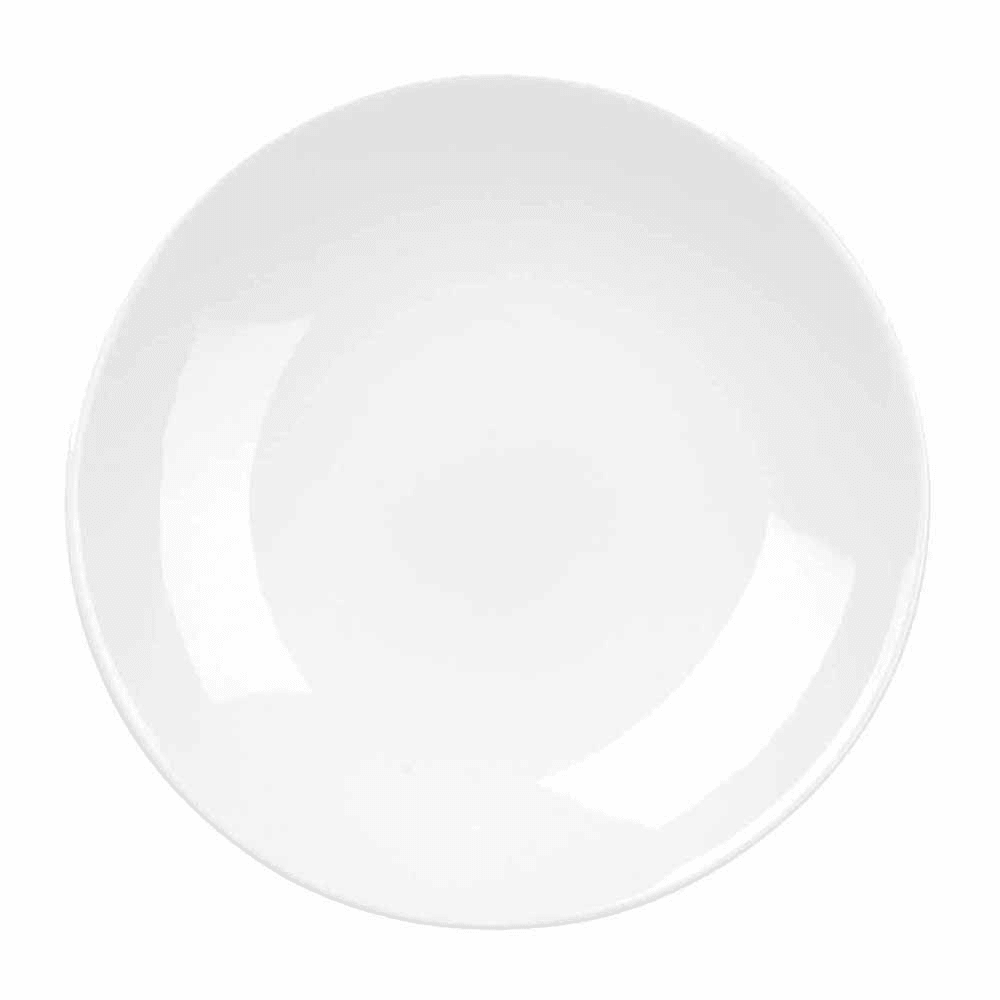 Churchill APRBAC141 170 oz Alchemy® Balance Bowl - China, White