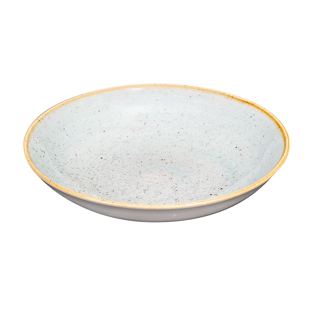 Churchill SDESEVB91 40 oz Stonecast Bowl - Ceramic, Duck Egg Blue