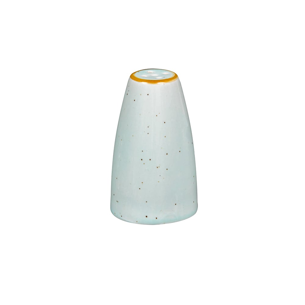 "Churchill SDESSPE1 2.5"" Stonecast Pepper Shaker - Ceramic, Duck Egg Blue"