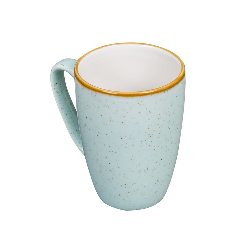 Churchill SDESVM121 12-oz Stonecast Mug - Ceramic, Duck Egg Blue