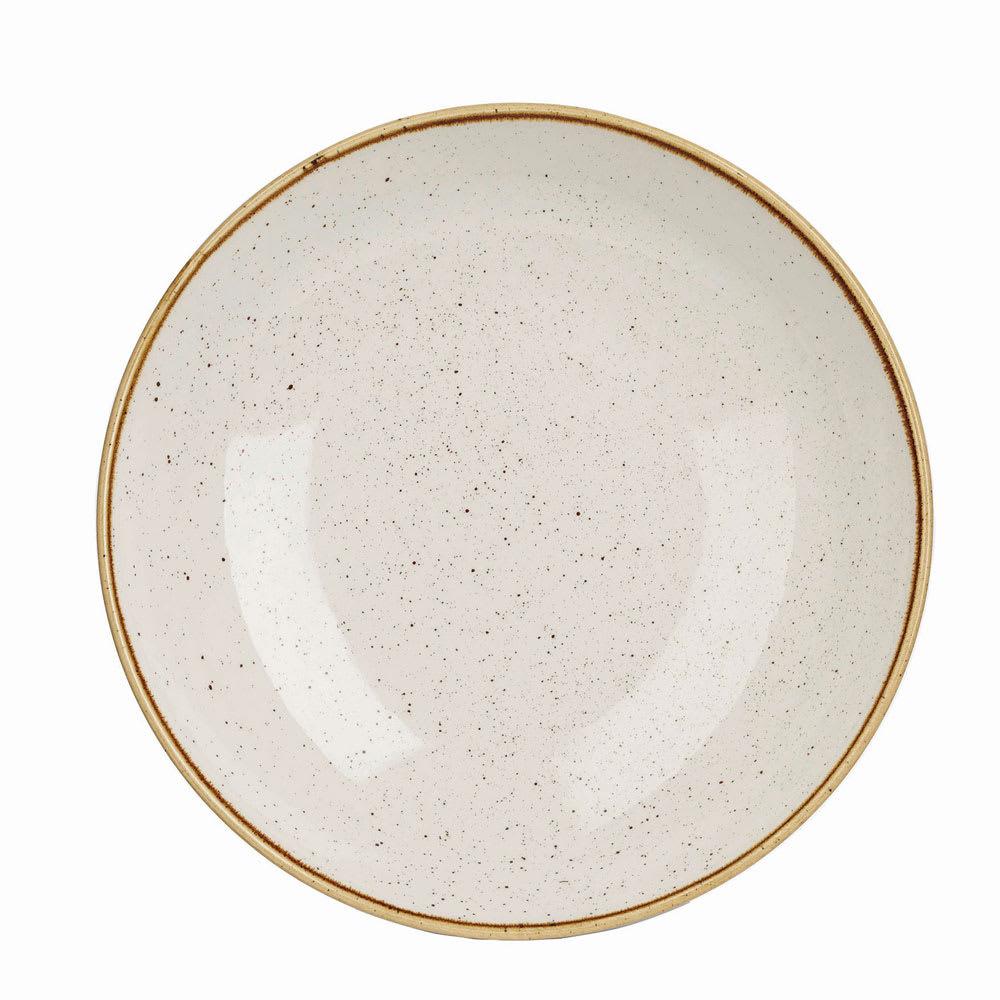 Churchill SWHSEVB91 40-oz Stonecast Bowl - Ceramic, Barley White