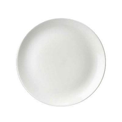 "Churchill WHEV111 11.25"" Round Evolve Plate - Ceramic, White"