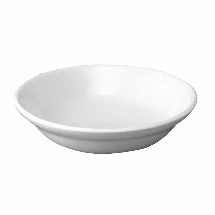 Churchill WHF1 4.9 oz Fruit Bowl - Ceramic, White