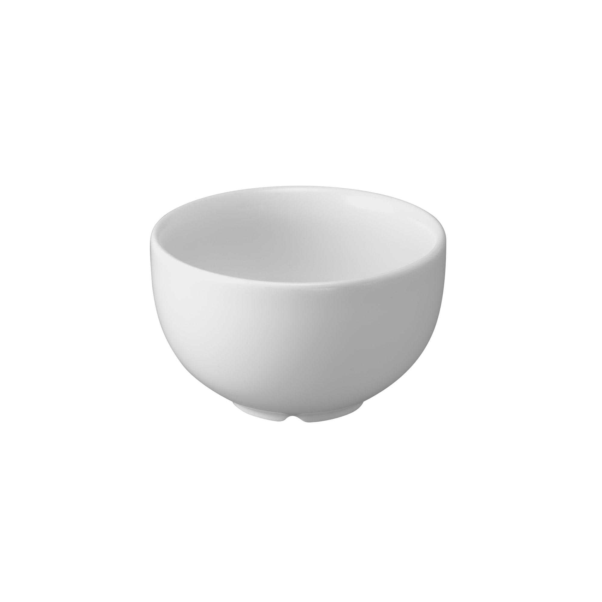 Churchill WHSB1 19 oz Snack Attack Soup Bowl - Ceramic, White