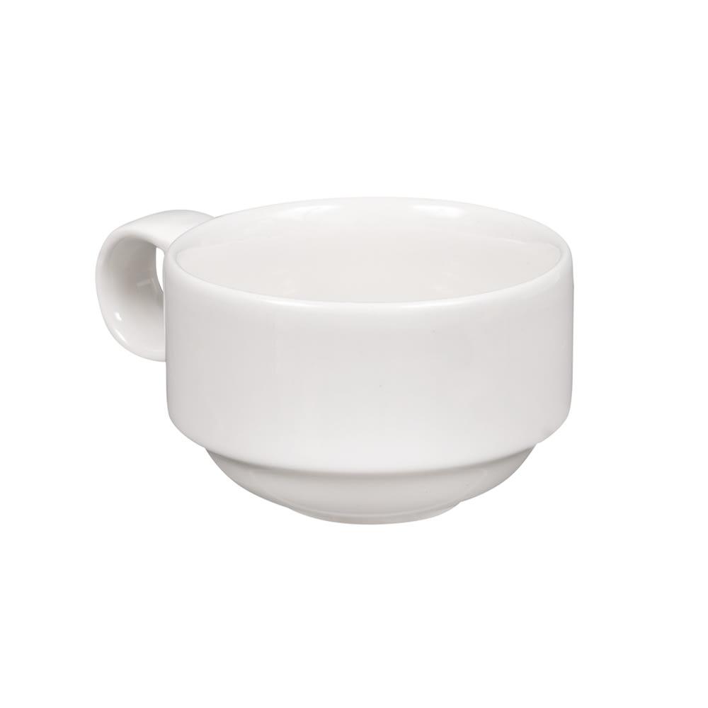 Churchill WHVC91 3 oz Profile Cup - Ceramic, White