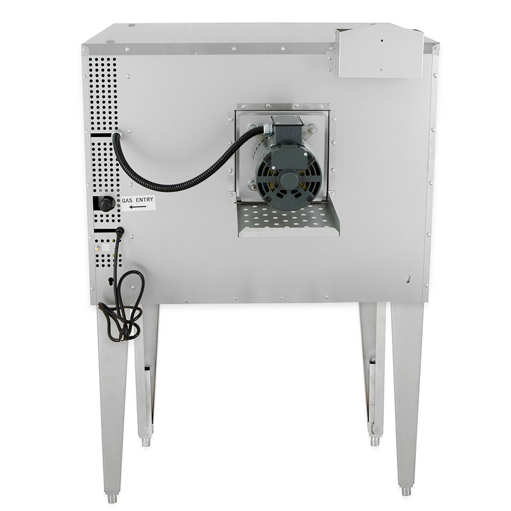 eQuipped C-CO-1 Full Size Gas Convection Oven - NG