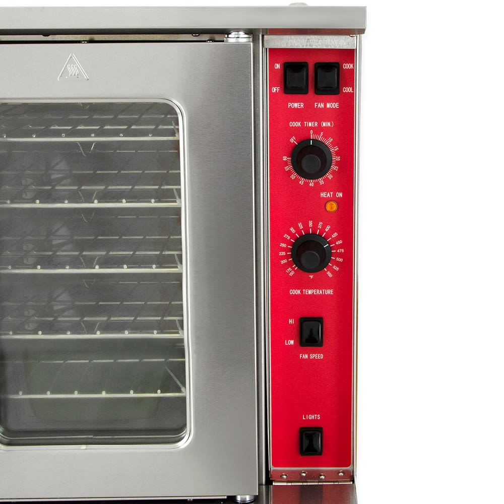 eQuipped CO-1 Full Size Gas Convection Oven