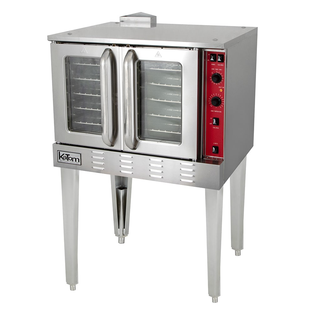 eQuipped C-CO-1 Full Size Gas Convection Oven - LP