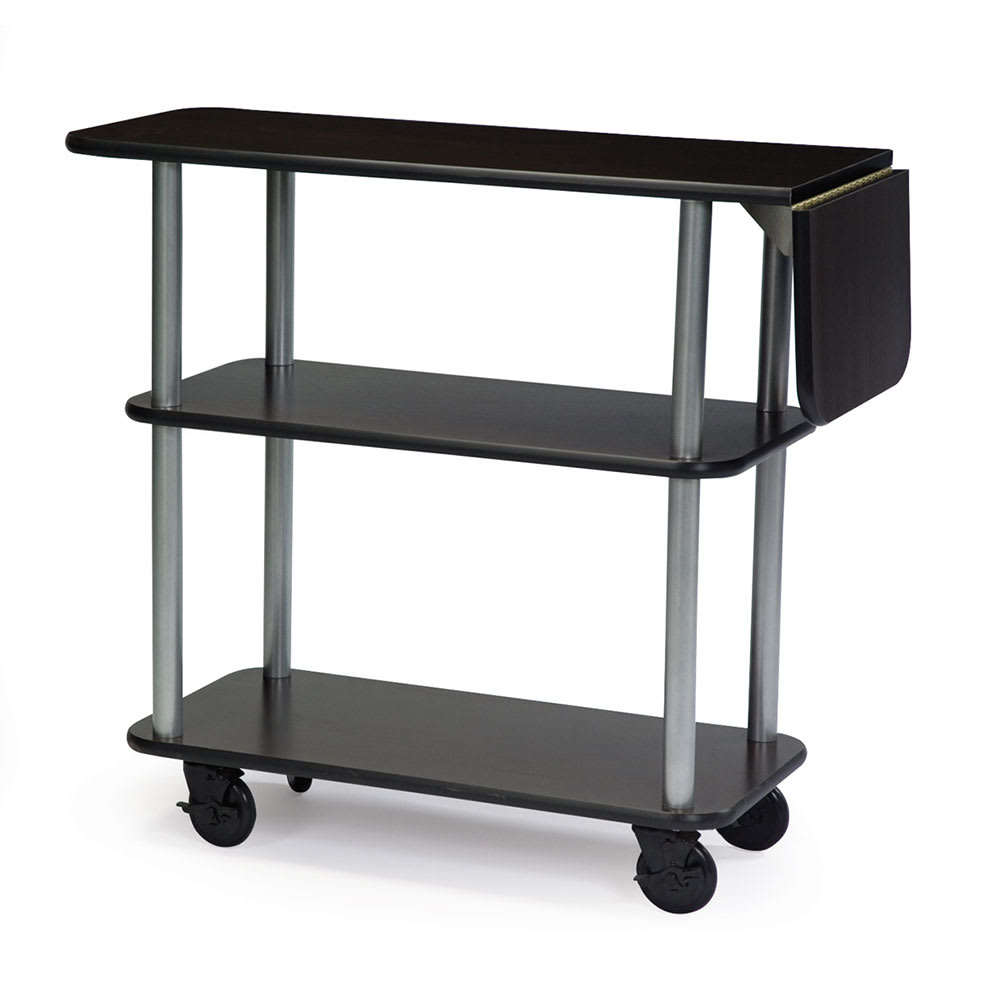 Geneva 36102 Rectangular  Dessert Cart w/ Multi-Tiered Design