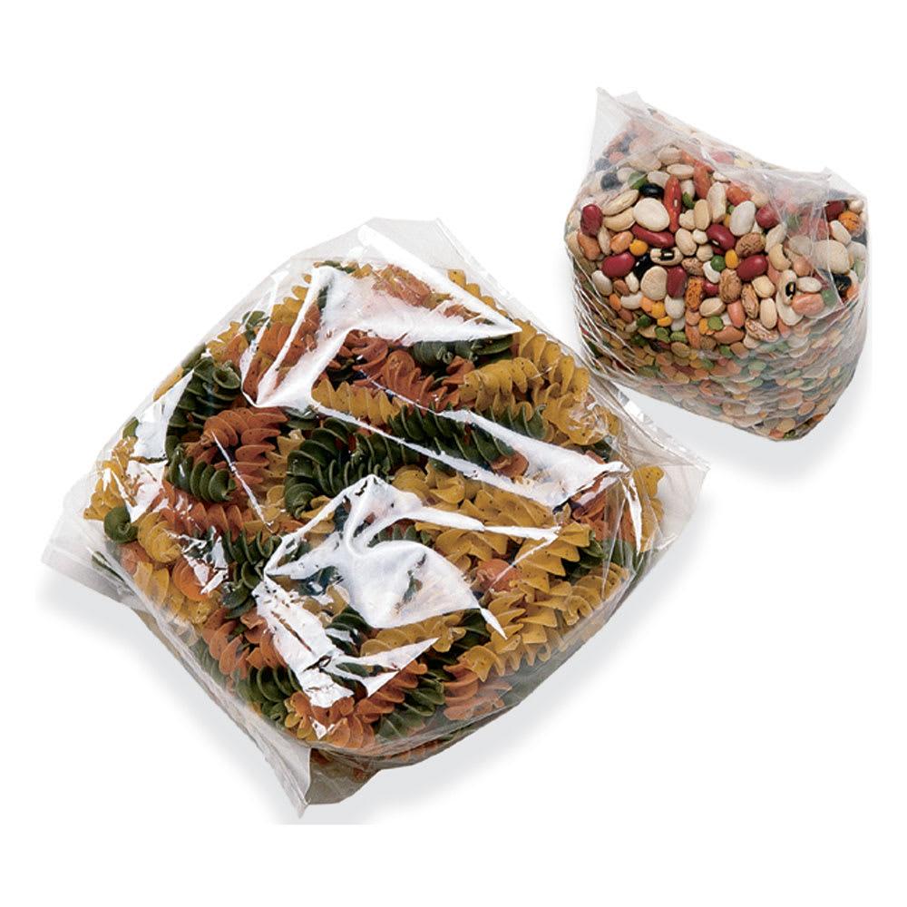 "Elkay Plastics P12G0452310 Side Gusset Food Storage Bag - 10.75"" x 4.5"", Poly"