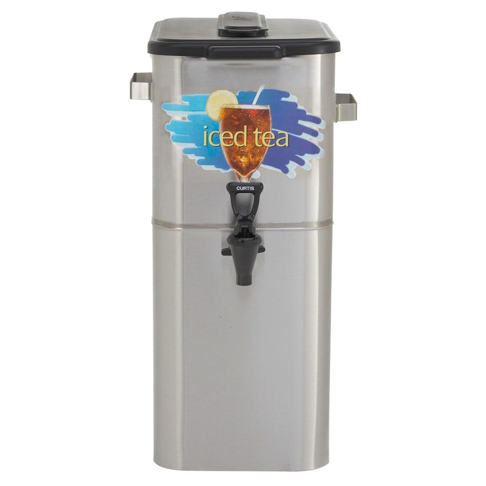 Curtis Tco421a000 4 Gal Oval Iced Tea Dispenser W Handles