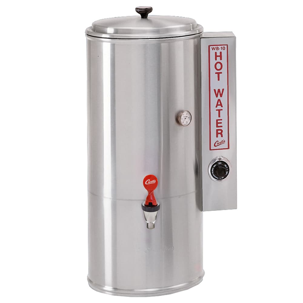 Curtis Wb 10 12 Gal Hot Water Dispenser W Auto Refill Stainless 120 220v 1ph