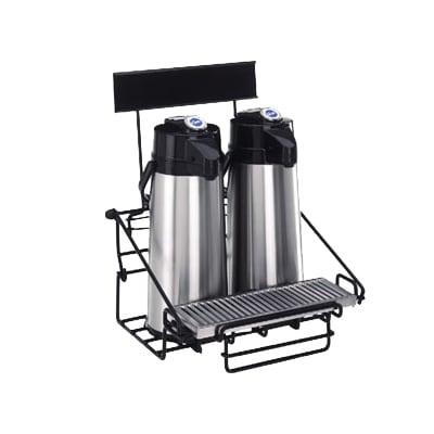 BUNN Single Level Serving Rack for 3 Airpots